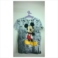 Mickey Mouse Couple Shirt (Shirt Kekasih baju
