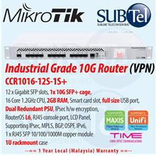 CCR1016-12S-1S+ Mikrotik Core SFP Router 13 port Malaysia