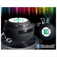 S02 Mini Stereo Bass Portable Bluetooth Speaker With TF Slot