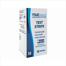 NIPRO TRUE RESULT 50'S TEST STRIPS