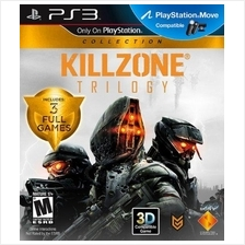 Killzone Trilogy Collection 2 Disc PS3
