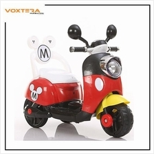 Mickey Mouse Electronic Portable Scooter Baby Motorbike Car