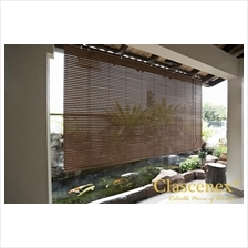 Hot selling Outdoor Wooden Blinds wit high protection paint new design
