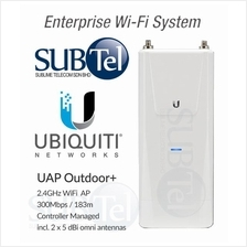UAP-Outdoor+ Ubiquiti Unifi Outdoor AP Plus 2.4GHz WiFi UBNT Malaysia