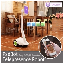 PadBot A Telepresence Robot Wireless Remote Control Video Call 4G LTE