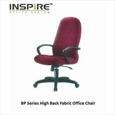 BP Series High Back Fabric Office Chair