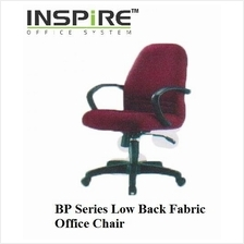 BP Series Low Back Fabric Office Chair