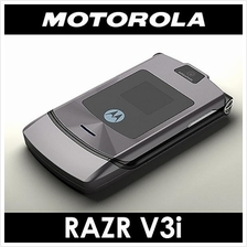 Motorola RAZR V3i Simple/Full set (Delivered within 3 working days).