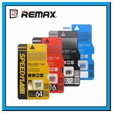 REMAX Class 6/10 Micro SD SDHC TF Memory Card 8GB 16GB 32GB 64GB