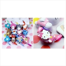 PC0062 CARTOON USB ANDROID CABLE