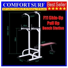Top Grade GYM Chin-Up Pull Up Lifter Bar Exercise Fitness Chair Bench