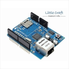 Ethernet Shield W5100 R3 for Arduino, Robotic