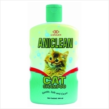 Canaan Aniclean Cat Shampoo (500ml)
