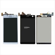 Ori Sony C4 Dual E5333 Lcd Touch Screen Digitizer Sparepart Repair