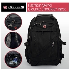 SWISSGEAR Laptop Notebook Bags Tablet iPad Galaxy Backpack Travel Bag