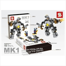 Lego Compatible SY MK1 Iron Man(Limited Edition)