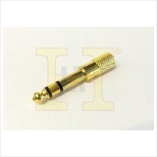 STEREO JACK ADAPTOR 3.5MM (F) TO 6.35MM (M)
