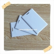 125khz RFID EM4305 Rewritable Card Thick Card - Write and Erase