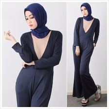 One Piece Dolly Jumpsuit (Including Shawl) - BOWH-180