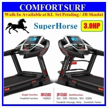 Genuine 3.0HP SuperHorse Treadmill AD-A918 Home Fitness Gym Exercise