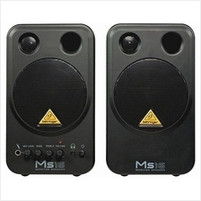 BEHRINGER MS16 (16W, 4�) Monitor Speakers (PAIR) - FREE SHIPPING