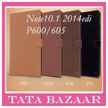 Samsung Galaxy Note 10.1 2014 Tab PRO P600 Leather Cover + Screen Film