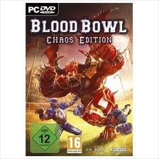 Blood Bowl: Chaos Edition ( Warhammer) Pc Game