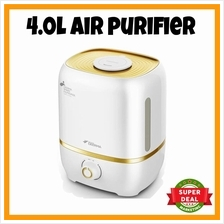 4.0L Deerma Air Humidifier Air Purifier Aroma for Baby and Mom Care