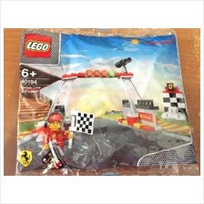 Shell V-Power LEGO® Collection 2015 - 40194 Finish Line and Podium