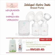 Tiny Touch Intelligent Double Electric Breast Pump FREE Sterilizer
