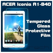 ACER Iconia Tab 8 A1 840 / A1-840FHD 9H 2.6mm Tempered Glass