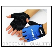 [CNY PROMO]GIANT Half Finger Glove Bicycle Mountain Bike - Buy1Free1