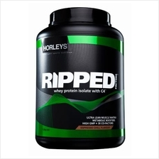Horleys Ripped Factors 700g (chocolate fix flavour) GYM
