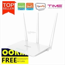 TENDA F3 300Mbps 3x5dBi Wireless WiFi 3in1 Router/AP for UniFi