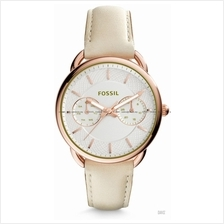 FOSSIL ES3954 Women's Tailor Multifunction Leather Strap Beige