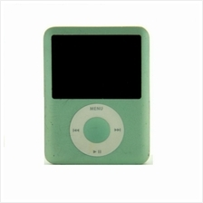 3rd Generation MP4 MP3 Player with 16GB Memory - Green