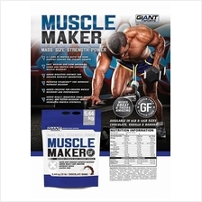 Giant Sport Muscle Maker Mass Gainer Protein 12lbs