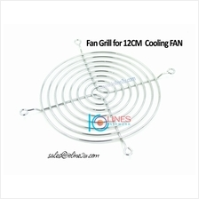 Metal 120mm 12cm CPU Fan Grill Finger Guard Protector PC Computer