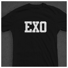 EXO Miracles In December Member T-shirt