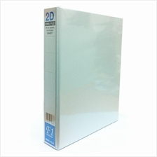 East-File 2D Ring File -  40mm Capacity for A4 Paper (Item No: SA402T)