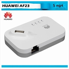 4G 3G Router Docking Station + Wifi Repeater + 1 LAN PORT Huawei AF23