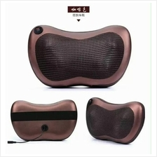 Massage Pillow Electric Massager Relax Neck / Back / Shoulder Cushion