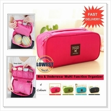 Bra & Underwear Multi-Function Waterproof Travel Organizer Storage
