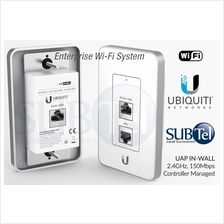 UAP-IW Ubiquiti Unifi AP In-Wall 2.4GHz Enterprise WiFi UBNT Malaysia