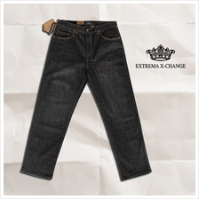EXTREMA Black Streatchable Jeans EXJ6010