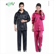 Motorcycle Korean Style  for men and women raincoat rain pants suit