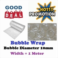 Bubble wrap promotion - width 1 meter ( length from 1M to 50M)