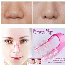 Nose Up Shaping Shaper Straightening Beauty Nose Clip