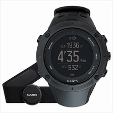 SUUNTO Ambit 3 Peak Black HR GPS Watch SS020674000