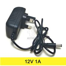 Arduino 12V 1A AC to DC Power Suppy Adapter